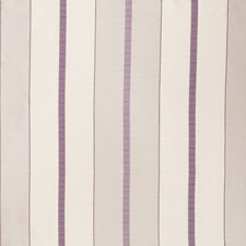 Purple Ash Stripes Decorator Fabric by S. Harris