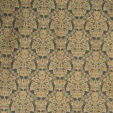 Peacock Jacquard Pattern Decorator Fabric by S. Harris