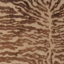 Chestnut Animal Decorator Fabric by S. Harris