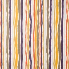 Earthwork Geometric Decorator Fabric by S. Harris