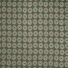 Palm Tree Global Decorator Fabric by S. Harris