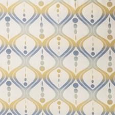 Oasis Jacquard Pattern Decorator Fabric by S. Harris