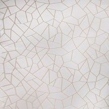 Sand and Snow Geometric Decorator Fabric by S. Harris