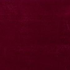 Garnet Solid Decorator Fabric by S. Harris
