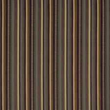 Plum Stripes Decorator Fabric by S. Harris