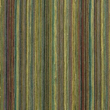 Emerald Isle Stripes Decorator Fabric by S. Harris