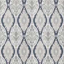 Charcoal Global Decorator Fabric by Trend