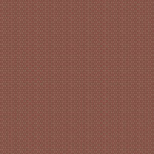 Red Geometric Decorator Fabric by Fabricut