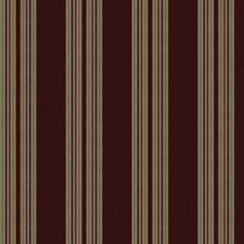 Scarlet Stripes Decorator Fabric by Fabricut