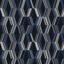 Bluejay Contemporary Decorator Fabric by Trend
