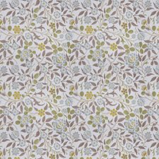 Prairie Sky Embroidery Decorator Fabric by Vervain