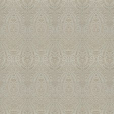 Linen Damask Decorator Fabric by Trend