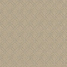 Khaki Embroidery Decorator Fabric by Trend