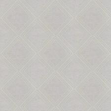 Ivory Diamond Decorator Fabric by Trend