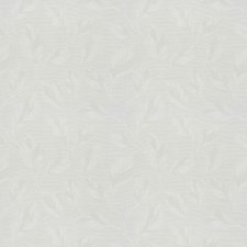 White Jacquard Pattern Decorator Fabric by Trend