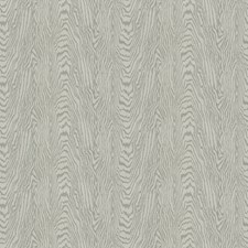 Silver Jacquard Pattern Decorator Fabric by Trend