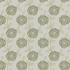 Greenery Embroidery Decorator Fabric by Fabricut