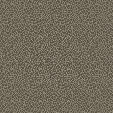 Mocha Geometric Decorator Fabric by Fabricut