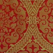 Strawberry Decorator Fabric by Duralee