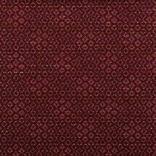 Merlot Diamond Decorator Fabric by Duralee