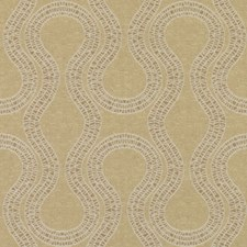 Honey Abstract Decorator Fabric by Duralee