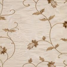 White/Yellow/Gold Lattice Decorator Fabric by Kravet