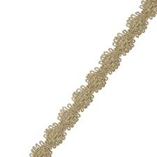 Spun Gold Trim by Fabricut