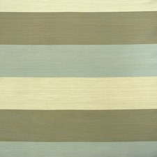 Mineral Blue Stripes Decorator Fabric by Kravet