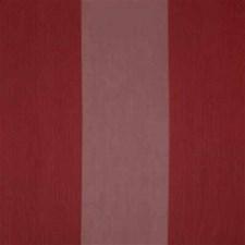Burgundy/Red Stripes Decorator Fabric by Kravet