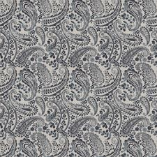 Ocean Paisley Decorator Fabric by Fabricut