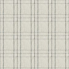 Salt/Pepper Check Decorator Fabric by Fabricut