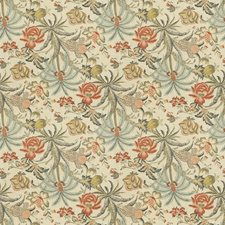 Reef Floral Decorator Fabric by Fabricut