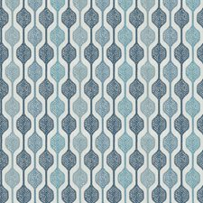 Baltic Embroidery Decorator Fabric by Fabricut