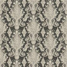 Peppercorn Paisley Decorator Fabric by Fabricut