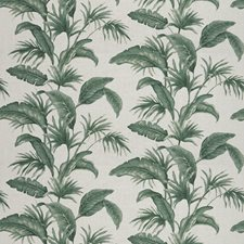 Tropical Leaves Decorator Fabric by Trend