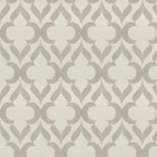 Platinum Lattice Decorator Fabric by Trend