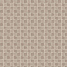 Dusty Rose Check Decorator Fabric by Trend
