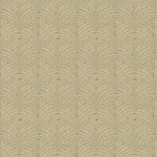 Goldlust Embroidery Decorator Fabric by S. Harris