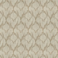 Brushed Silver Damask Decorator Fabric by Vervain