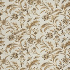 Seagull Floral Decorator Fabric by Vervain