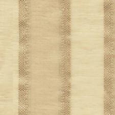 Yellow Stripes Decorator Fabric by Kravet