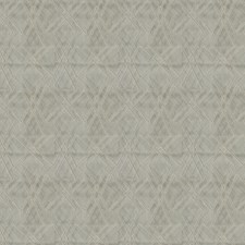Oyster Geometric Decorator Fabric by Fabricut