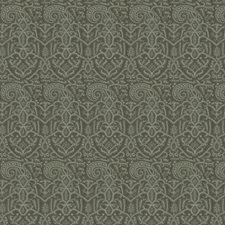 Tarragon Embroidery Decorator Fabric by Stroheim