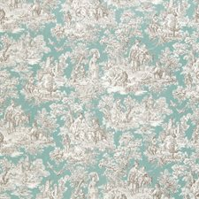 Bliss Toile Decorator Fabric by Greenhouse