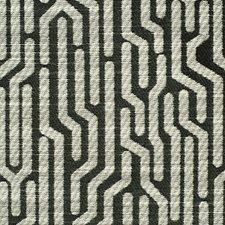 Black/White Decorator Fabric by Scalamandre