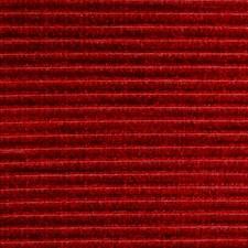 Haute Red Decorator Fabric by Scalamandre