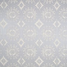 Aqua Greige Decorator Fabric by Scalamandre