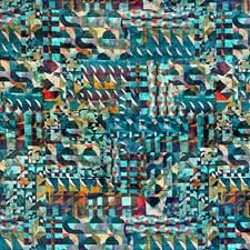 Porto Passion Decorator Fabric by Scalamandre