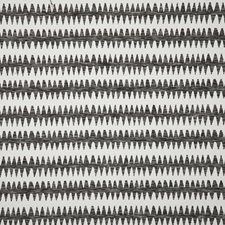 Ebony Stripe Decorator Fabric by Pindler