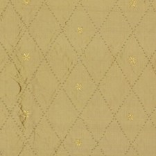 Gold Bronze Decorator Fabric by RM Coco